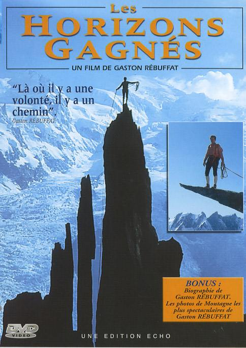 Les horizons gagnes - dvd
