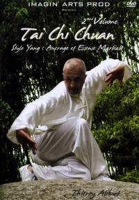 Tai chi chuan vol 2 - dvd  style yang