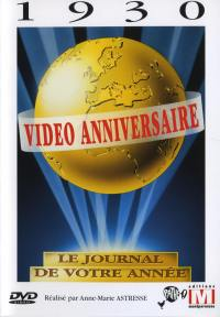 Video anniversaire 1930 - dvd