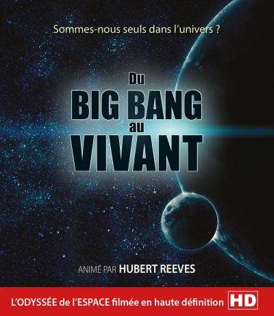 Du big bang au vivant - blu-ray