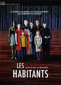 Les habitants-dvd