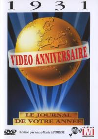 Video anniversaire 1931 - dvd