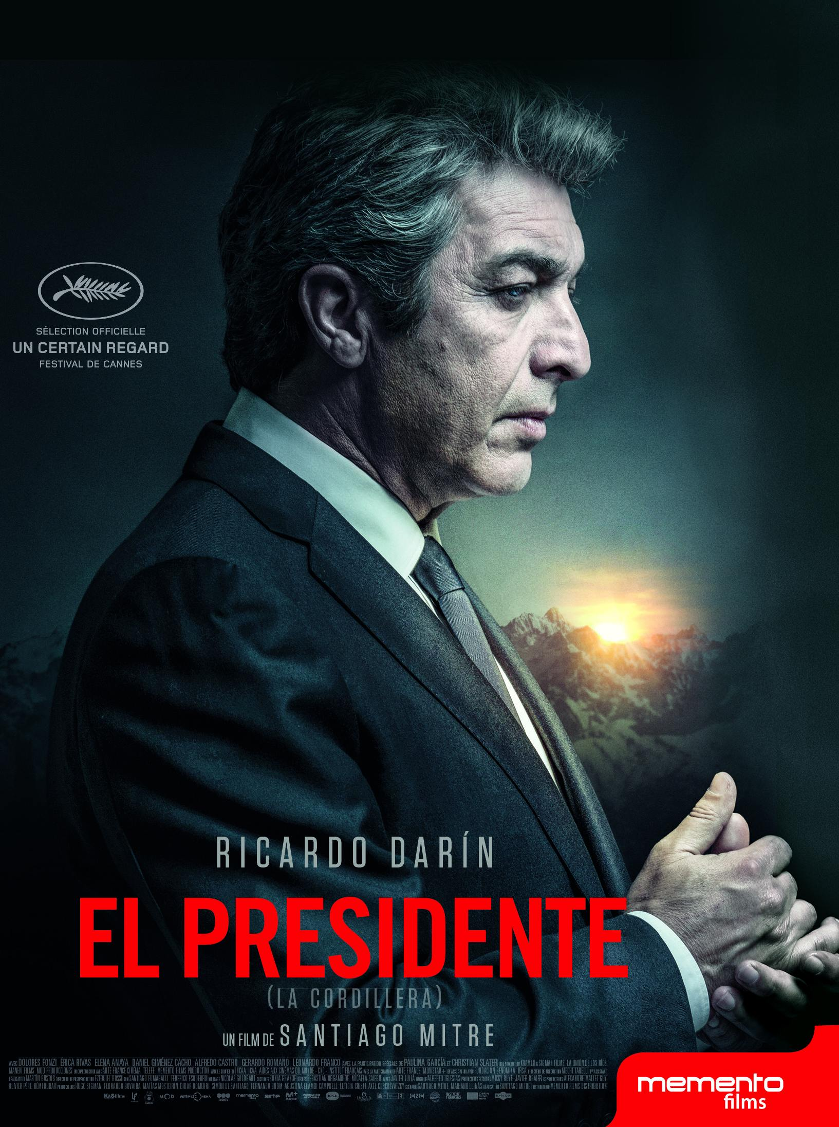El presidente - edition simple - dvd