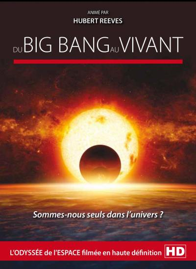 Du big bang au vivant - dvd