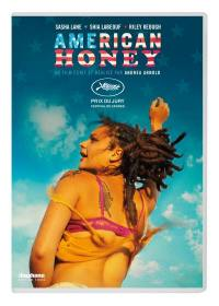 American honey - dvd