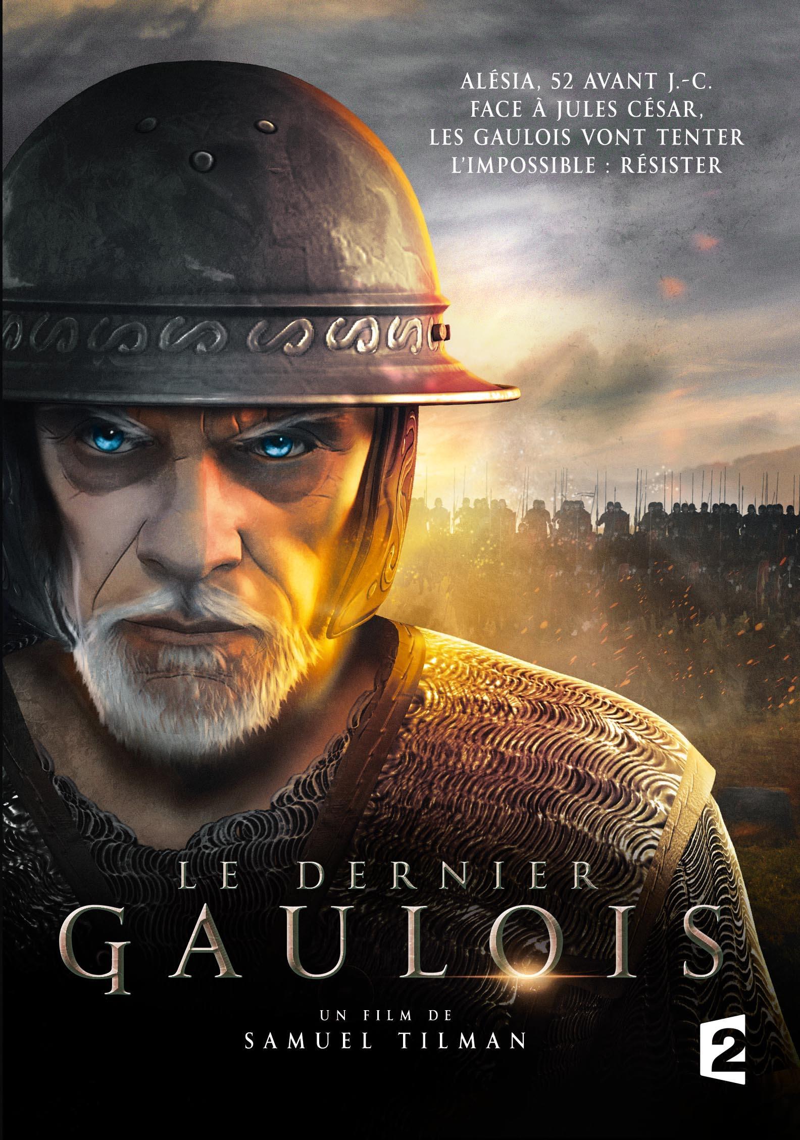 Dernier gaulois (le) - dvd