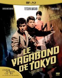 Vagabond de tokyo (le) - combo dvd + blu-ray