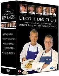 L'ecole des chefs - dvd