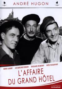 Affaire du grand hotel (l') - dvd