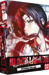 Black lagoon - roberta's blood trail - integrale des oav - 2 dvd