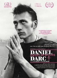 Daniel darc - pieces of my life - dvd
