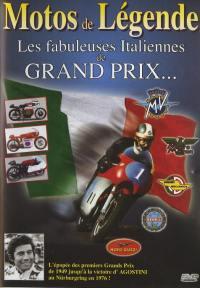 Motos italiennes de g.p. - dvd