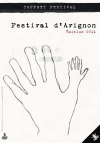 Festival d'avignon 2011 - 5 dvd