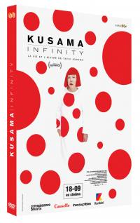 Kusama - infinity - dvd