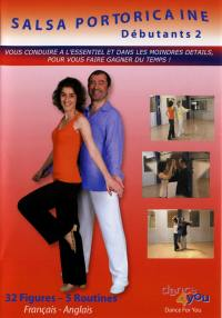 Salsa portoricaine deb 2 - dvd