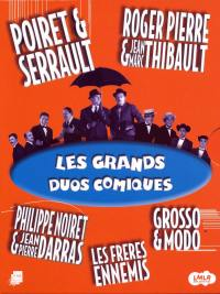 Grands duos comiques - 5 dvd