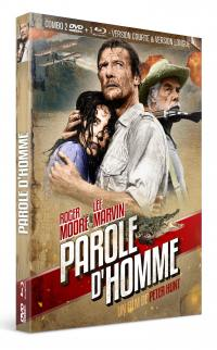 Parole d'homme - combo 2 dvd + blu-ray