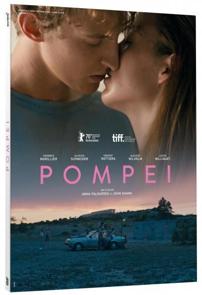 Pompei - dvd