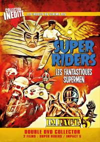 Super riders et impact 5 - 2 dvd