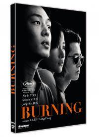 Burning - dvd
