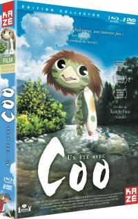 Un ete avec coo - le film - 3 dvd + blu-ray