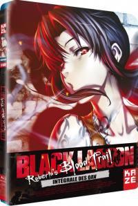 Black lagoon - roberta's blood trail - integrale des oav - blu-ray