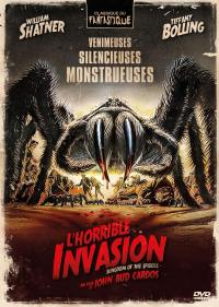 Horrible invasion (l') - dvd