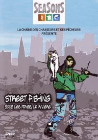 Street fishing - dvd  sous les paves, la riviere