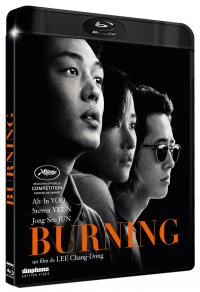 Burning - blu-ray