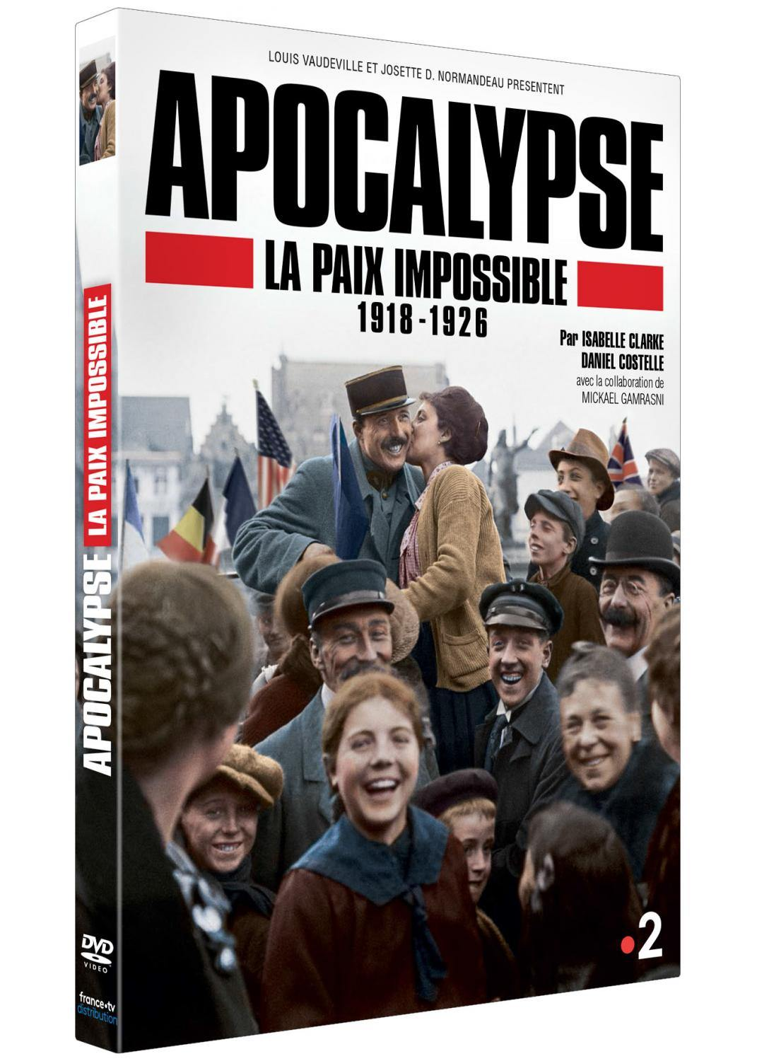 Apocalypse - la paix impossible - dvd
