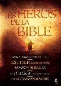 Heros de la bible (les) - 6 dvd