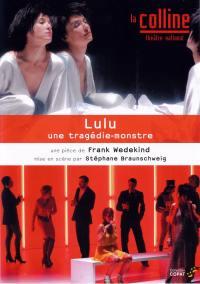 Lulu une tragedie monstre -dvd