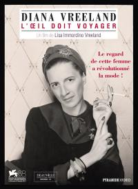 Diana vreeland, the eye has to travel - dvd