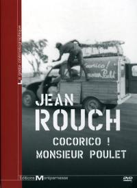 Jean rouch, cocorico ! monsieur poulet - dvd