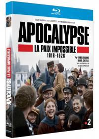 Apocalypse - la paix impossible - blu-ray