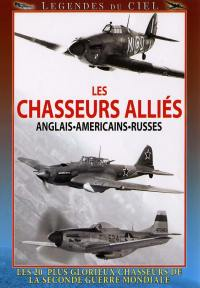 Les chasseurs allies - dvd