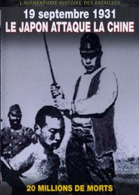 Japon attaque la chine (le) - dvd