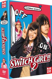 Switch girl - saison 2 - 2 dvd