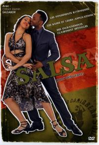 Salsa pour debutants - dvd