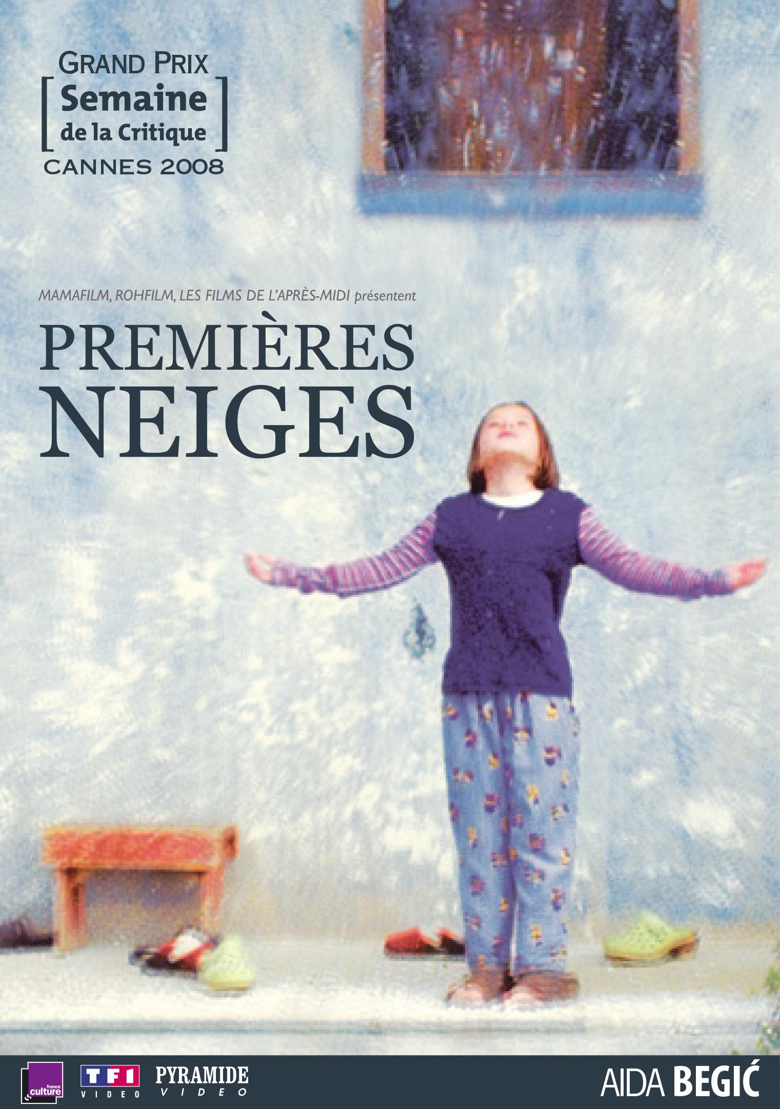 Premieres neiges - dvd