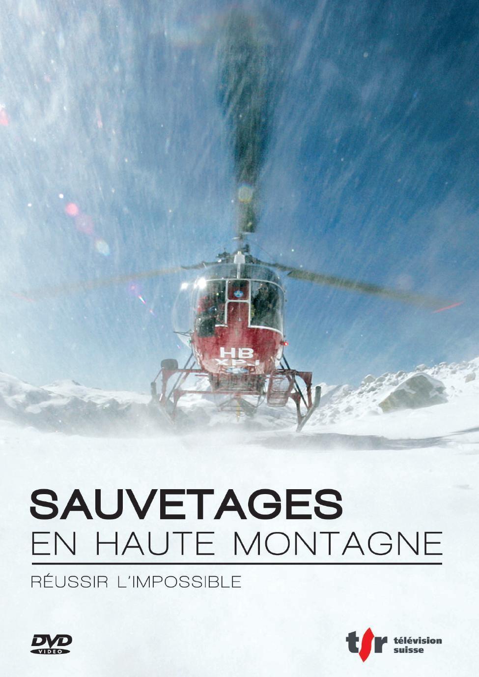 Sauvetages en hte montagne-dvd  ete