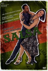 Salsa debutant-interm. - dvd