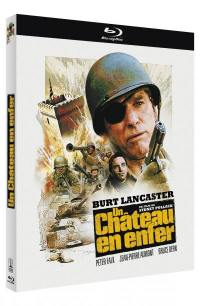 Un chateau en enfer - blu-ray