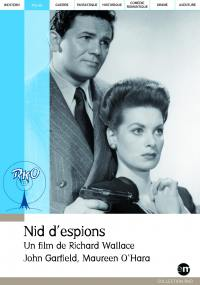 Nid d'espions - dvd  collection rko pocket