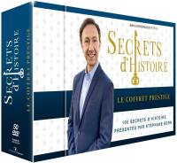 Secrets d'histoire - coffret prestige - 50 dvd