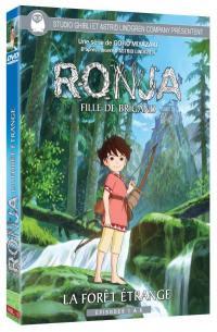 Ronja - fille de brigand - vol 1 - dvd