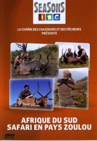 Afrique du sud, safari... -dvd  ... en pays zoulou