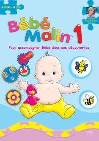 Bebe malin vol 1 - dvd