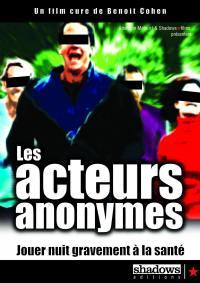 Les acteurs anonymes - dvd