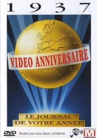 Video anniversaire 1937 - dvd